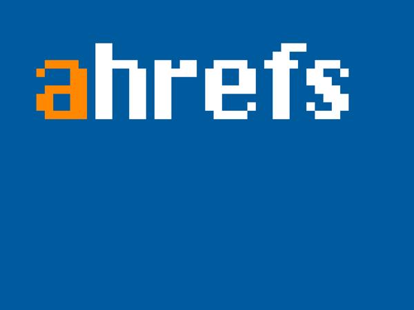 Ahrefs - nástroj na analýzu zpětných odkazů